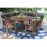Moana Wooden Dining Table