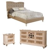 Adeliza Standard Configurable Bedroom Set by Mercer41