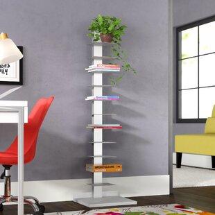 Bearman Accent Shelves Bookcase ByZipcode Design