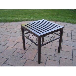 Lisabeth Metal Side Table by Red Barrel Studio