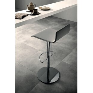 Prato Adjustable Height Bar Stool