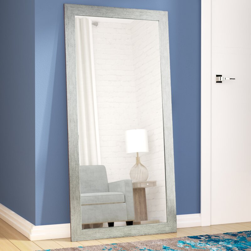 awesome length rectangle floor full logan mirror jameson house within wade pertaining reviews the to