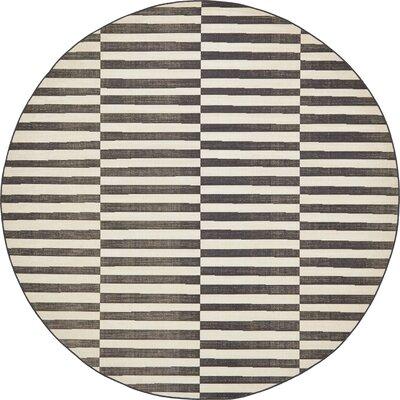 Black Round Rugs You Ll Love In 2020 Wayfair