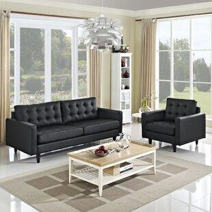 Warren 2 Piece Living Room Set by Langley Street
