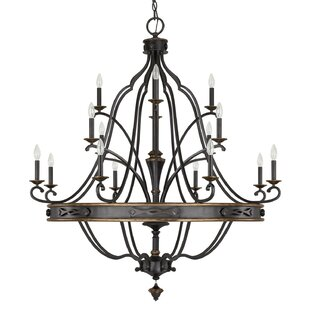 Higham 16-Light Chandelier..
