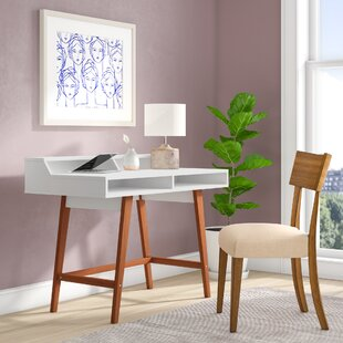 Bal Harbour Desk by Ivy Bronx 2019 Sale
