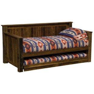 Barnwood Daybed by Fireside Lodge