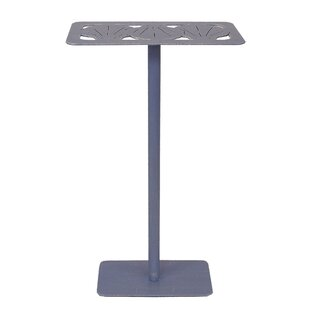 Irizarry 3 Shell Top End Table by Highland Dunes