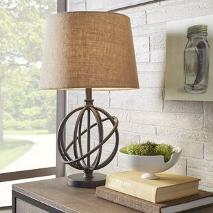 Find the perfect Roldan 26 Table Lamp By Mercury Row