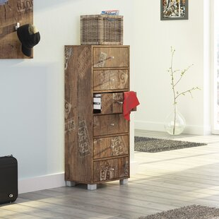 Dartmouth 6 Drawer Chest Of Drawers By Ebern Designs