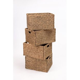 Wicker Basket (Set Of 4)