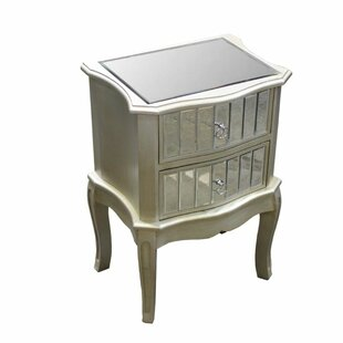 Billy 2 Drawer Nightstand