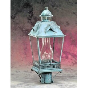900 Series Outdoor 1-Light Lantern Head by Brass Traditions
