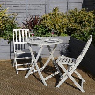 Balimung 2 Seater Bistro Set By Sol 72 Outdoor