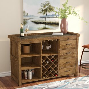 Emanuel Bar Cabinet by World Menagerie