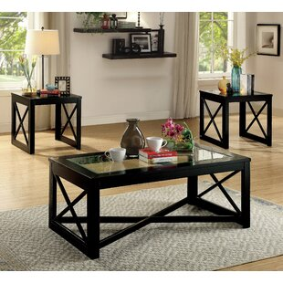 Red Barrel Studio Brannan 3 Piece Coffee Table Set