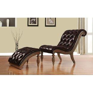 A&J Homes Studio Rio Lounge Chair and Ottoman