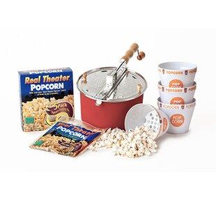 192 Oz. Whirley-Pop Popcorn Starter Set