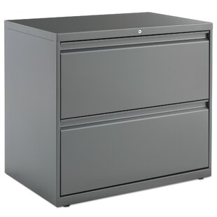 Bargain Alera 2-Drawer Lateral Filing Cabinet by Tennsco Corp.