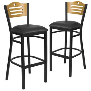 Chafin 32 Bar Stool (Set of 2) Winston Porter
