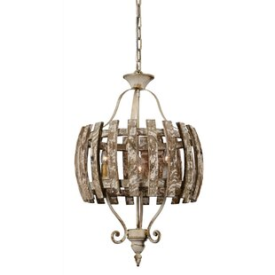 One Allium Way Sam 3-Light Pendant