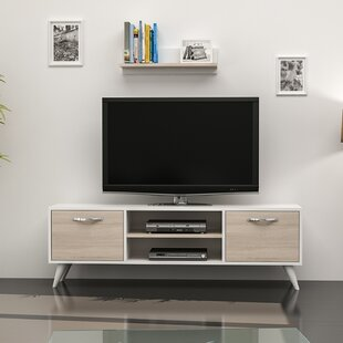Compare Gallego Modern TV Stand by George Oliver Reviews (2019) & Buyer's Guide