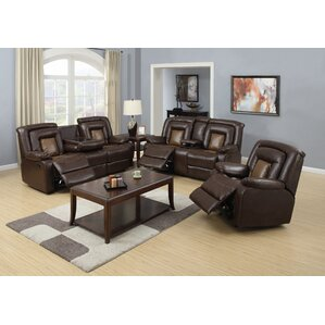 Beverly Fine Furniture Topeka Configurable Living Room Set Image