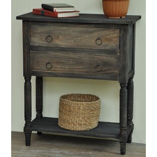 Talbotton Cottage End Table by August Grove