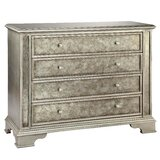 Iwan 4 Drawers Accent Chest by House of Hampton®