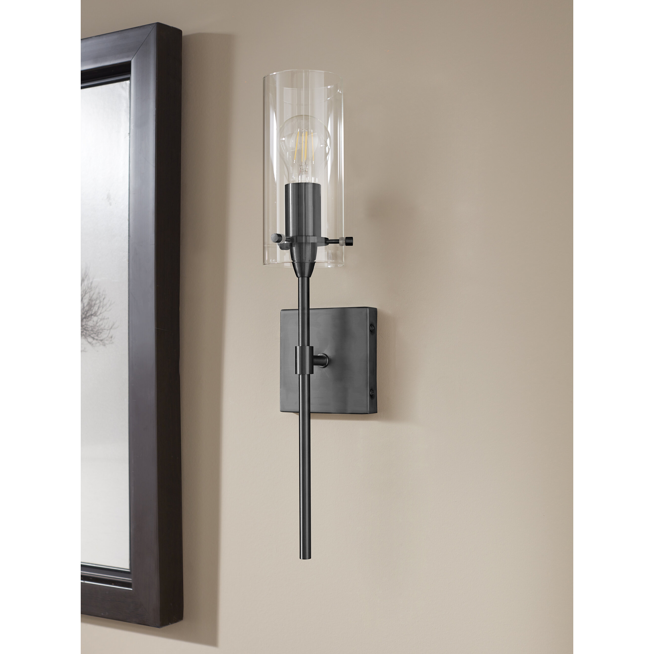 Black Wall Sconces You Ll Love In 2020 Wayfair