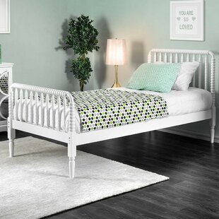Beaton Panel Bed by Bloomsbury Market
