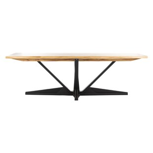 Nevaeh Dining Table by Millwood Pines Herry Up