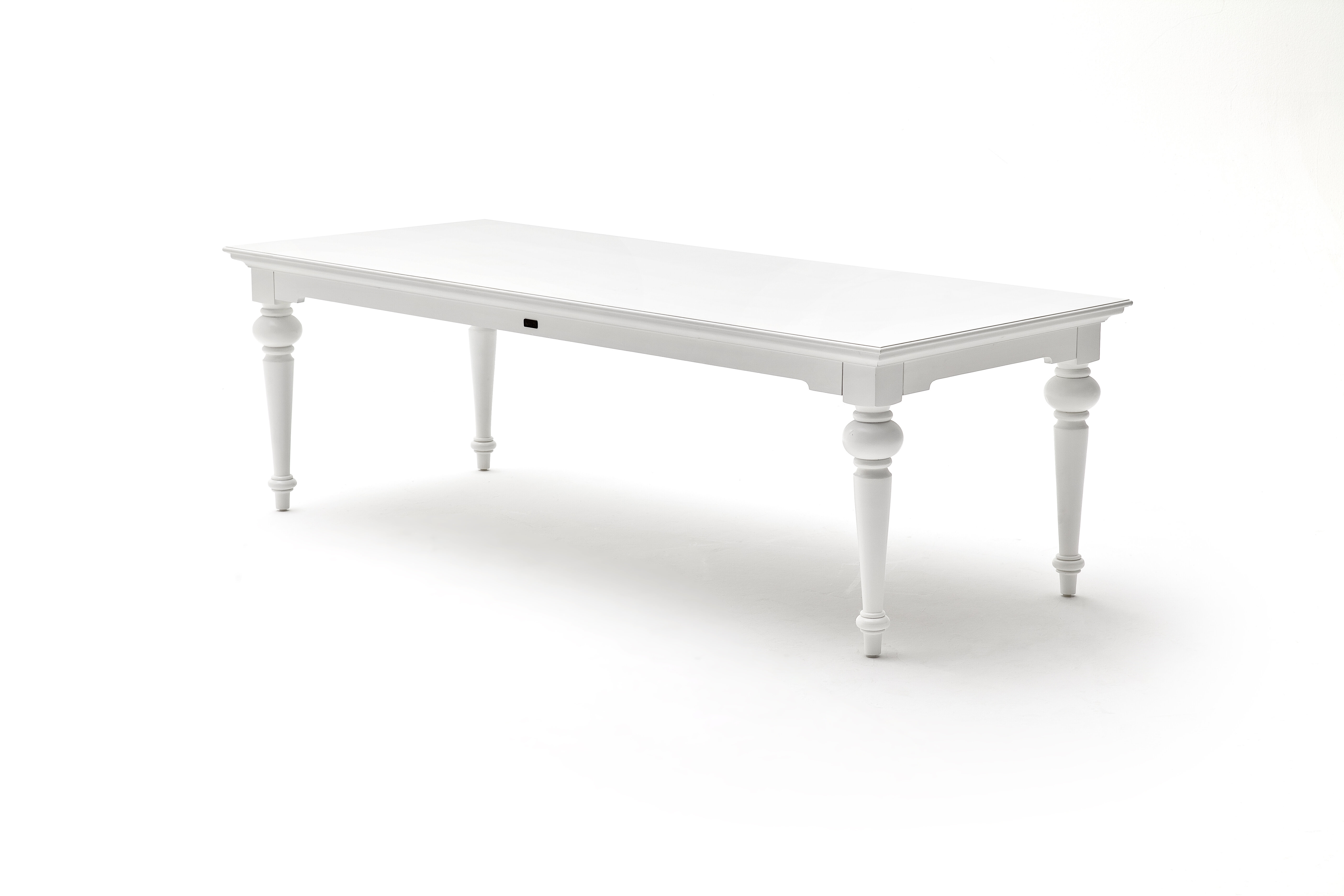 Winthrope Solid Wood Dining Table Birch Lane