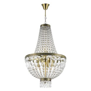 Rosdorf Park Brooks Bay 6-Light Chandelier