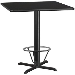 Basler Laminate Dining Table by Ebern Designs Reviews