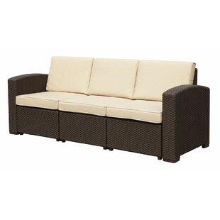 Longshore Tides Ilka Sofa with Cushions
