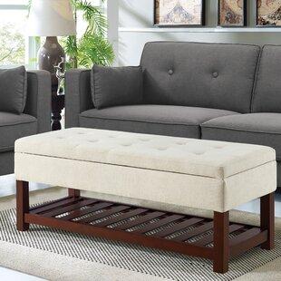 Makowski Upholstered Storage B..
