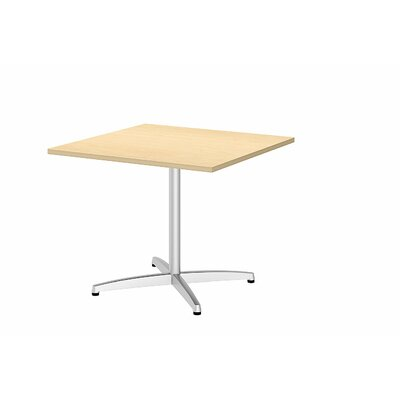 Bush Business Furniture Square Conference Table Top Finish: Natural Maple