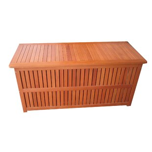 Plano Wooden Storage Box By WFX Utility