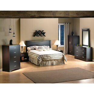 South Shore Back Bay Platform Configurable Bedroom Set