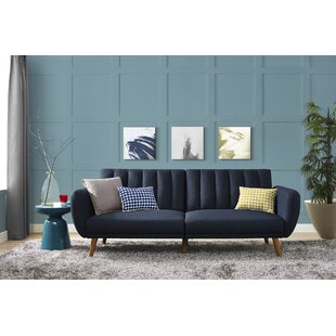 Brittany Convertible Sofa by Novogratz