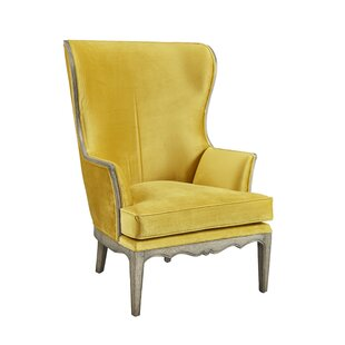 Kourtney Wingback Chair