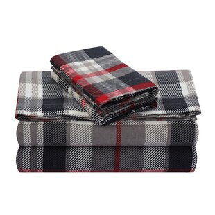 Madilyn 100% Cotton Flannel Sheet Set
