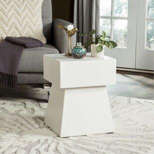 Comparison Cezanne End Table ByTrent Austin Design