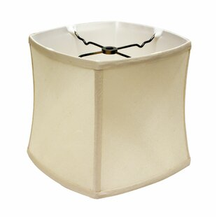 Soft 13 Silk/Shantung Box Lamp Shade