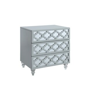 Botelho 3 Drawer Nightstand by Rosdorf Park Great price