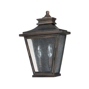Capital Lighting Astor 2-Light Outdoor Flush Mount