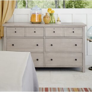Reichel 6 Drawer Double Dresser by Gracie Oaks Modern