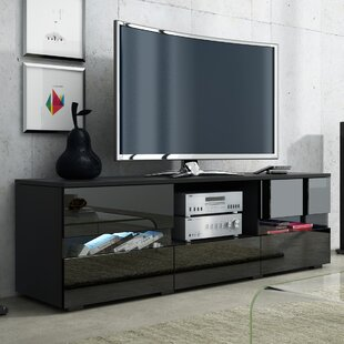 Best Reviews Adley LED TV Stand by Orren Ellis Reviews (2019) & Buyer's Guide