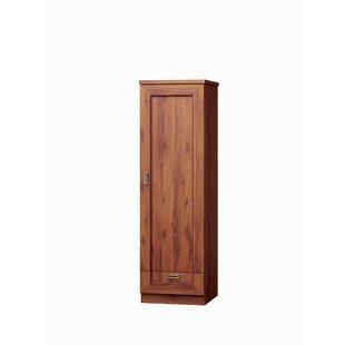 Andrews 1 Door Wardrobe By Alpen Home